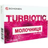Турбиотик Молочница для предотвращения развития молочницы № 10 саше