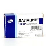 Далацин Ц 150мг № 16 капс