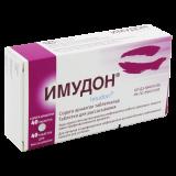 Имудон 50 мг № 40 табл.д/рассасыв-я