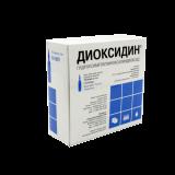 Диоксидин 10 мг/ мл  10 мл № 10 амп