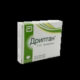 Дриптан 5 мг № 30 табл