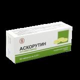 Аскорутин № 50 табл
