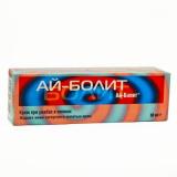 Ай-Болит при ушибах и синяках 30 гр, крем