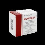 Мексидол 125 мг № 50 табл покрытые оболочкой