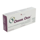Омник Окас 0,4 мг № 30 табл