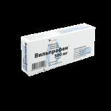 Вильпрафен 500 мг № 10 табл покрытые оболочкой