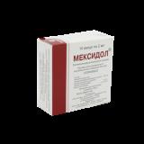 Мексидол 5% р-р для в/в и в/м введения 2 мл № 10 амп