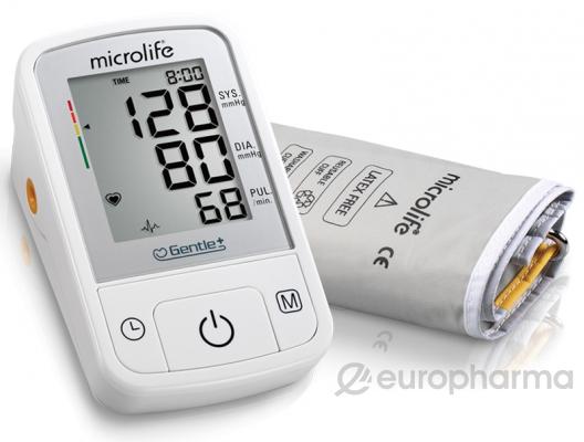 Microlife тонометр полуавтоматический на плечо BP N2 Basic