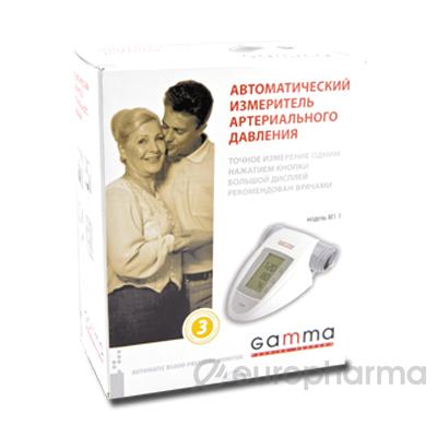 Тонометр автоматический на плечо Gamma M1-1