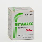 Бетамакс 200 мг, №30, табл.