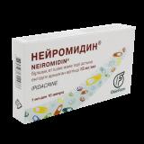 Нейромидин 1,5 % 1 мл № 10 амп