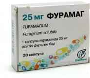 Фурамаг 0,025 мг №30 капс.