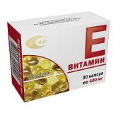Витамин Е 400 мг №30 капс