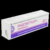 Индометацин 10%, 40 гр, мазь