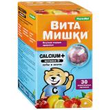 ВитаМишки Calcium+ №30 жев.пастилки