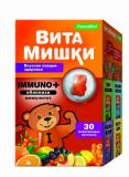 ВитаМишки Immuno+ №30 жев.пастилки