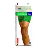 Бандаж на коленный сустав разъемный  (неопреновый) МеdTextile артикул 6058 S/M