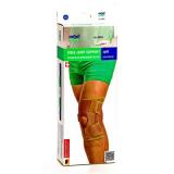 Бандаж на коленный сустав разъемный  (неопреновый) МеdTextile артикул 6058 XXL