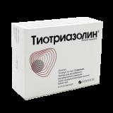 Тиотриазолин 2,5 % 4 мл № 10 амп