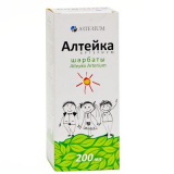 Алтейка Артериум 200 мл, сироп