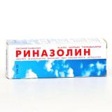 Риназолин 0,05%, 10 мл, наз. капли