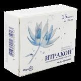 Итракон 100 мг № 15 капс