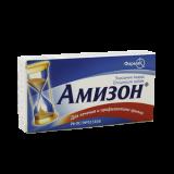 Амизон 250 мг № 10 табл покрытые оболочкой