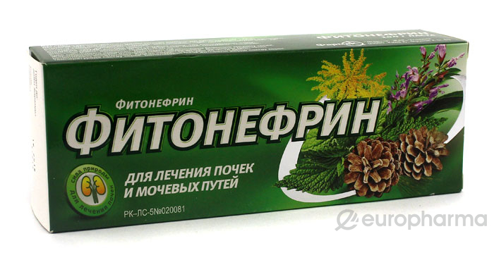 Фитонефрин 100 гр, паста