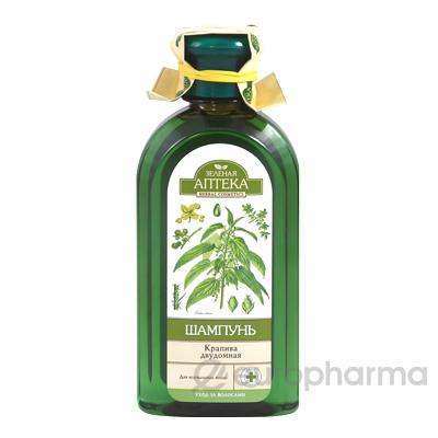 Зеленая аптека шампунь крапива двудомная 350 мл