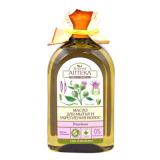 Зеленая аптека Масло Репейное для мытья и укрепления волос против выпадения 250мл