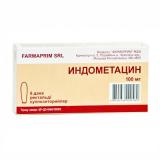 Индометацин 100 мг, №6, супп.