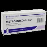 Метромикон НЕО № 14 вагин. суппозитории