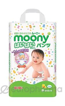 Moony трусики универсальные М58 (6-10кг)