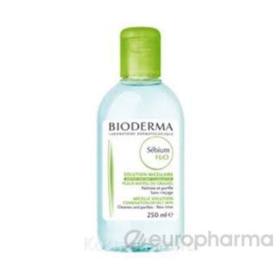 Bioderma Сенсибио мицелловый раствор против покраснения,мягкое очищение, удаление макияжа 250 мл
