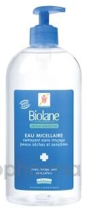Biolane вода мицелярная 500 мл