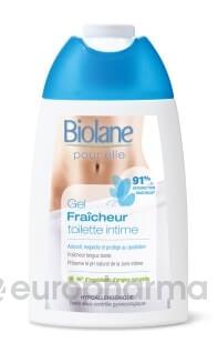 Biolane гель освежающий для интимной гигиены 200 мл