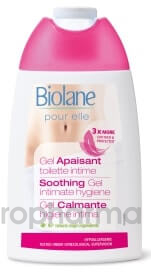 Biolane гель успокаивающий для интимной гигиены 200 мл