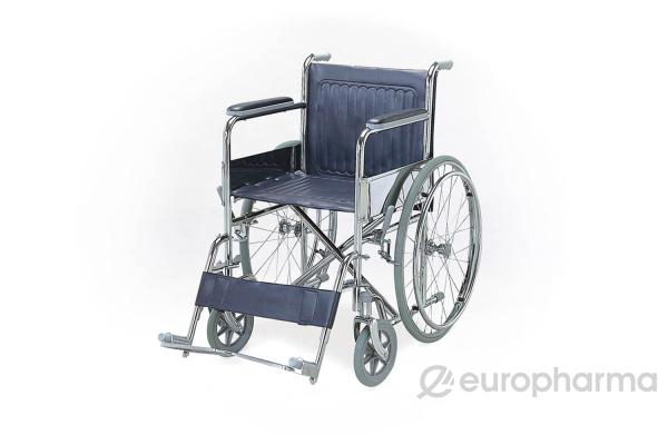 Коляска для инвалидов модель FS809 (4410)