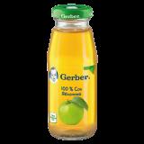 Gerber сок яблоко для детей 175 мл