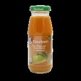 Gerber сок яблочно-марковный для детей с 5 месяцев 175 мл