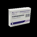 Клиндабиокс 100 мг № 3 вагин. суппозитории