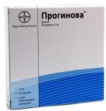 Прогинова 2 мг, №21, драже