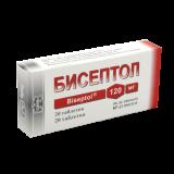 Бисептол 120 мг № 20 табл.