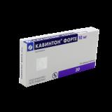 Кавинтон форте 10 мг № 30 табл