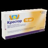 Крестор 10 мг № 28 табл покрытые оболочкой