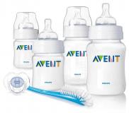 Avent набор бутылок для новорожденных Classic  SCD371/00