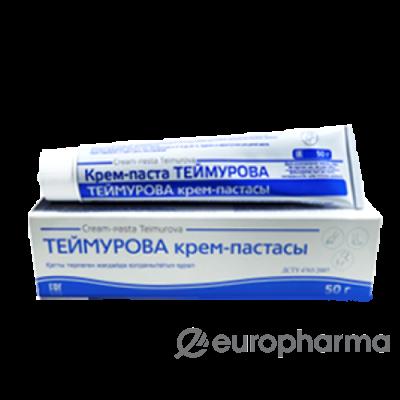 Теймурова крем-паста 50 гр