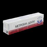 Метрогил дента 20 г гель стоматологический