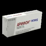 Арифон ретард 1,5 мг № 30 табл п/плён оболоч