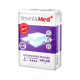 TerezaMed пеленки одноразовые Super 60х60 №5